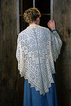 Sheep Shawl