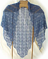 Beaded Lux Shoulder Shawl